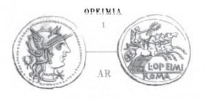 Denier Opimia _ RRC 253/1