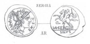 Denier Sergia _ RRC 286/1