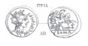 Denier Cipia _ RRC 289/1