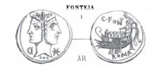 Denier Fonteia _ RRC 290/1