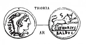 Denier Thoria _ RRC 316/1