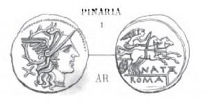 Denier Pinaria _ RRC 208/1