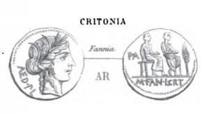 Denier Critonia _ RRC 351/1