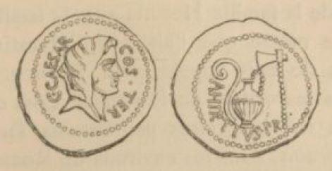 Aureus César _ RRC 466/1