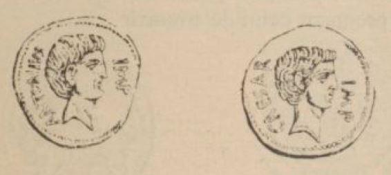 Aureus Marc Antoine et Octave _ RRC 529/1